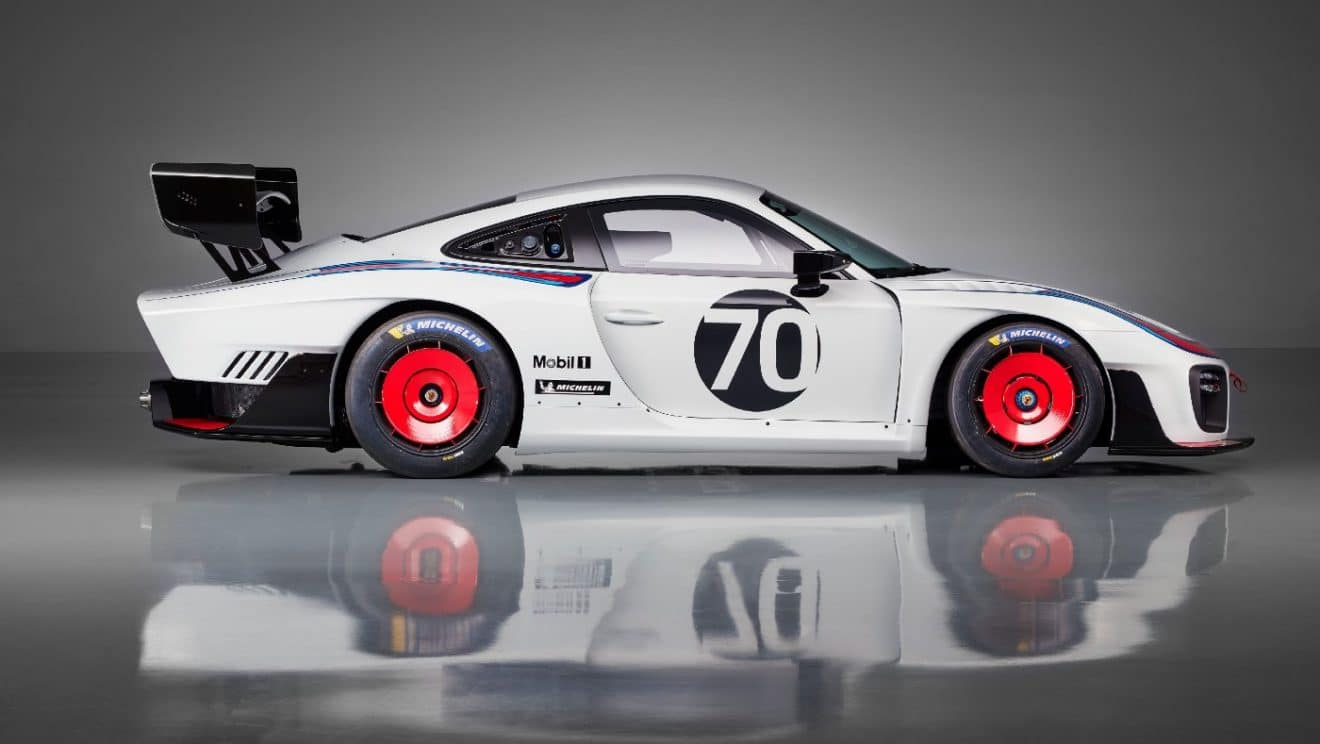 Porsche 935 (type 991 gen2) 2018