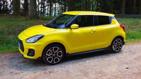 Suzuki Swift Sport BoosterJet 1.4L (2018)