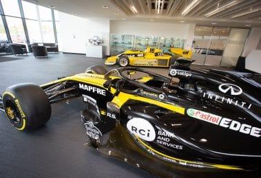 Renault Sport F1 - Enstone Renault Sport Formula One Team