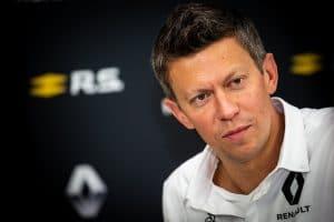 Renault Sport F1 - Enstone Renault Sport Formula One Team - Marcin Budkowski