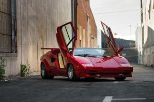 Lamborghini Countach 25anniversario