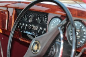 Jaguar Mk2 3.8 1961