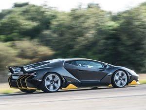 Lamborghini Centenario coupe