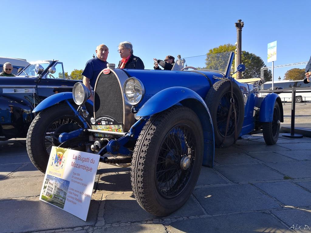 Mondial de l'Auto 2018 – Parade des 120 ans – Alex D.