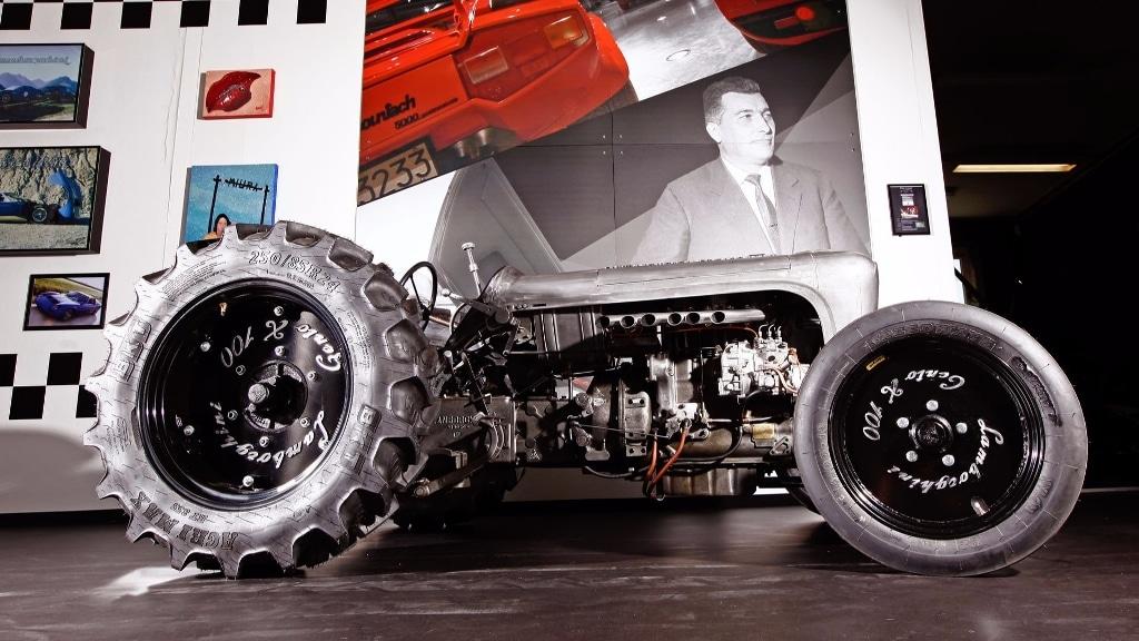 Lamborghini trattori Centenario