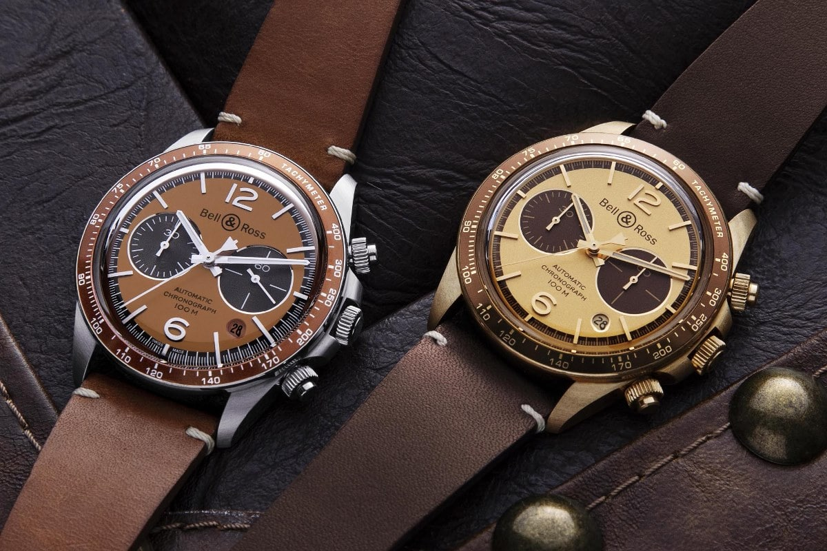 Bell & Ross Vintage Bellytanker « The Rake & Revolution »