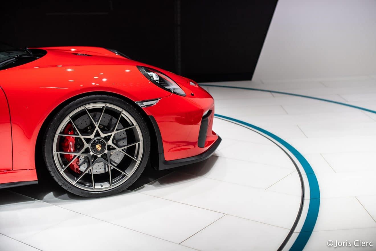 Mondial de l'Auto 2018 – Joris Clerc