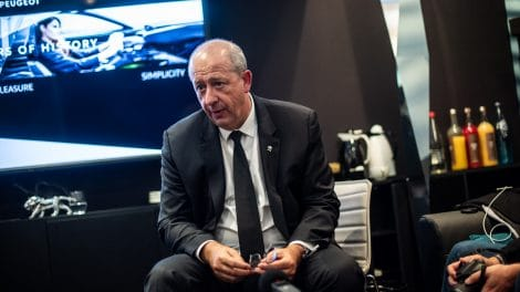 Jean-Philippe Imparato - Mondial de l'Auto 2018 - Joris Clerc