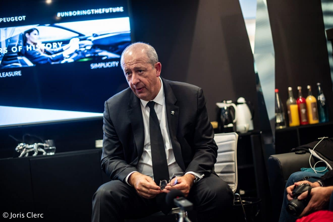 Jean-Philippe Imparato – Mondial de l'Auto 2018 – Joris Clerc