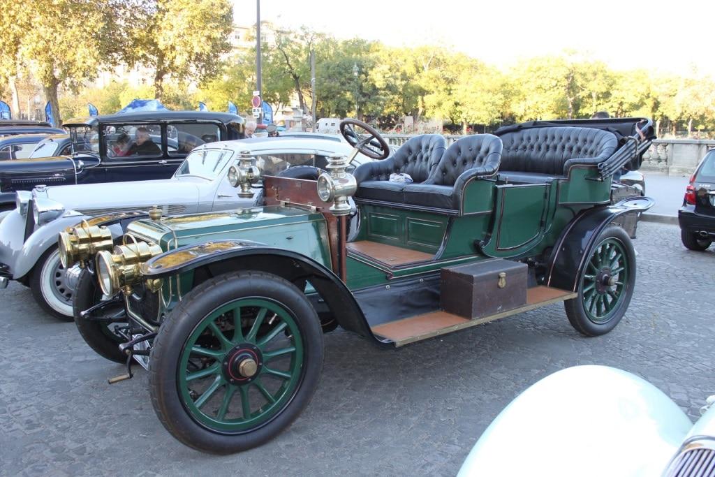PANHARD ET LEVASSOR – X1 1909