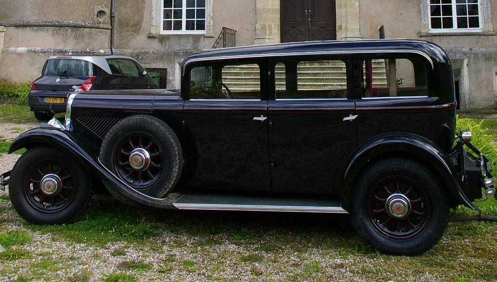 PANHARD ET LEVASSOR – X68 6CS 1930