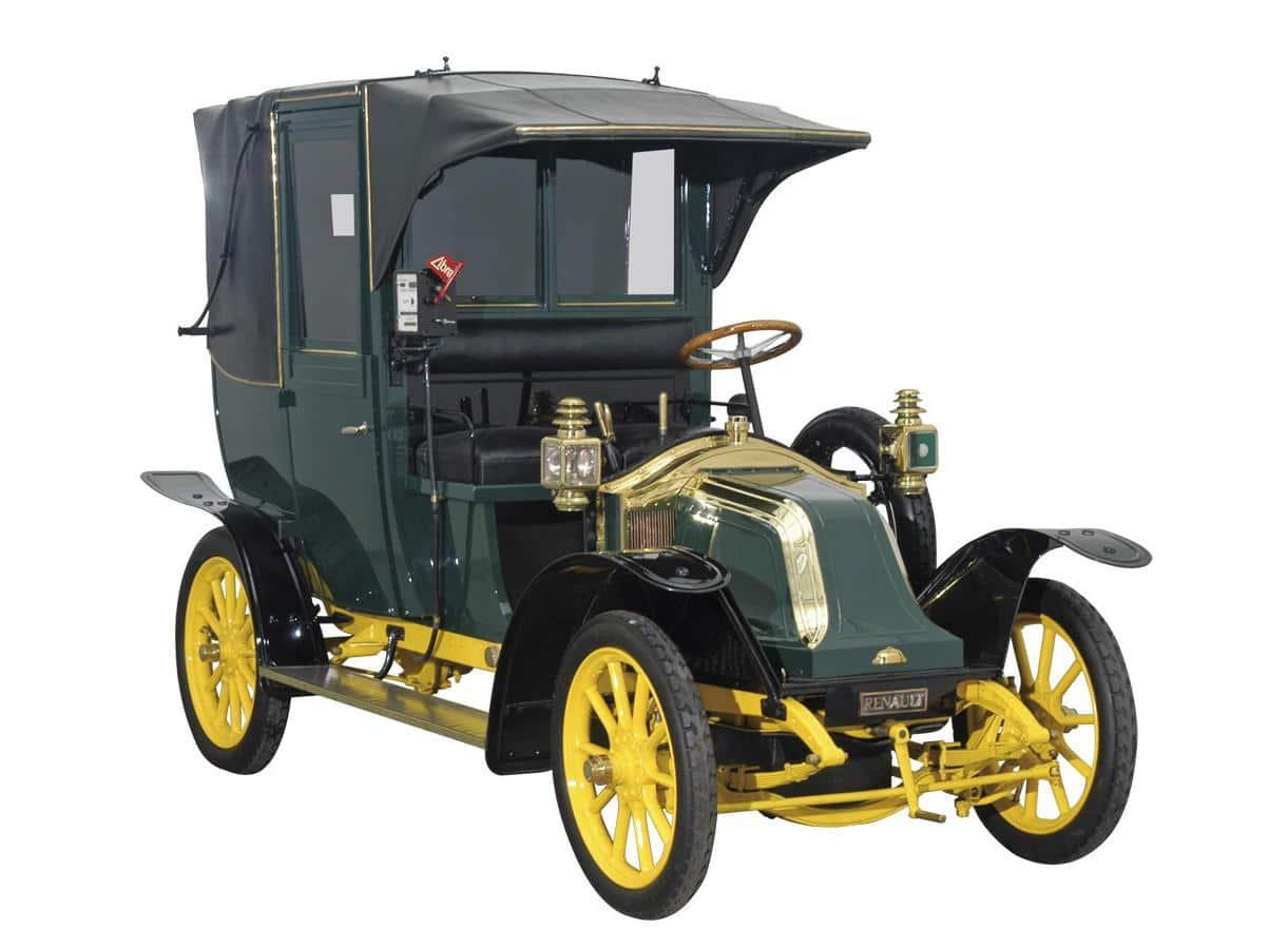 RENAULT – AG1 TAXI DE LA MARNE 1910