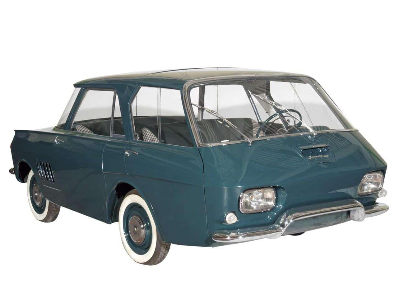 RENAULT – Projet 900 1959