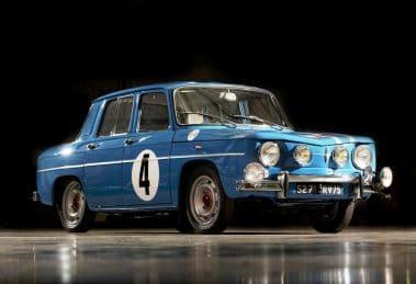 RENAULT - R8 Gordini 1964