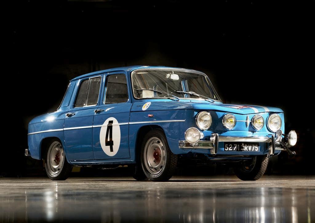 RENAULT – R8 Gordini 1964