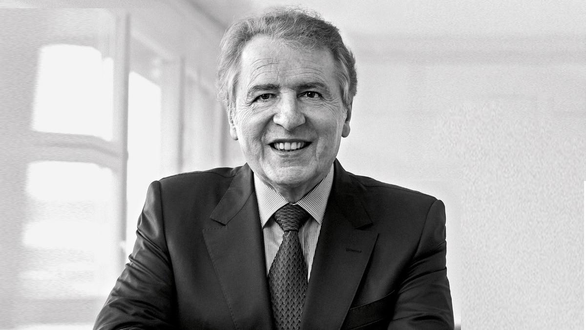 François Thiébaud Président de Tissot