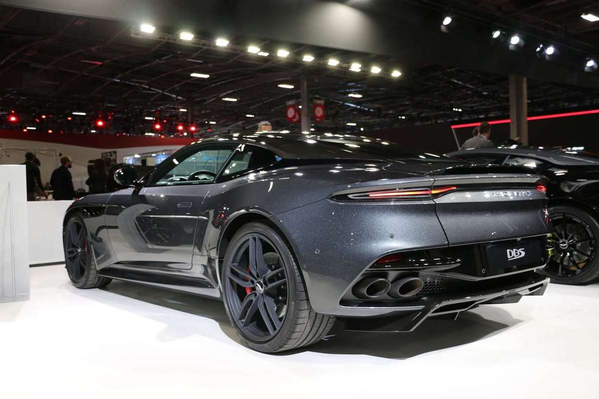 Mondial Auto Paris 2018 – Aston Martin DBS Superleggera