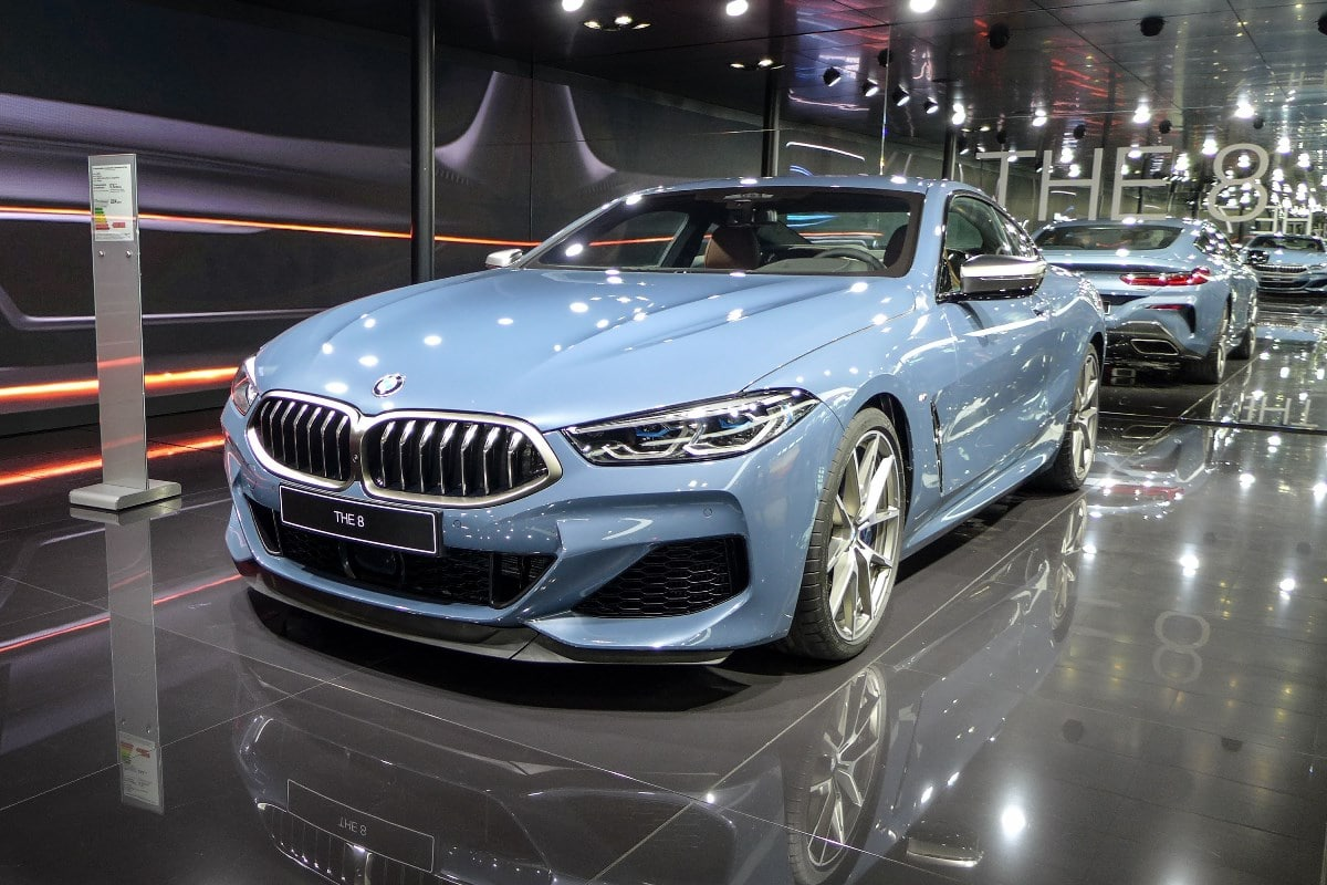 Mondial Auto Paris 2018 – BMW Serie 8