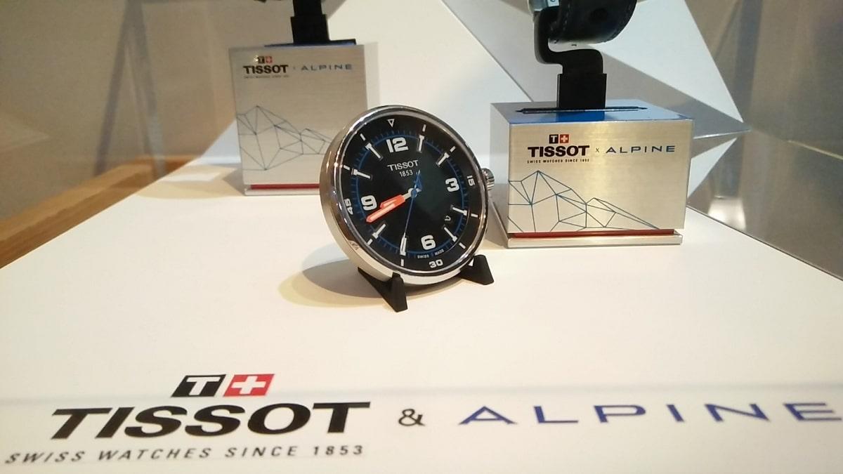 "Tissot Alpine ""On Board"""