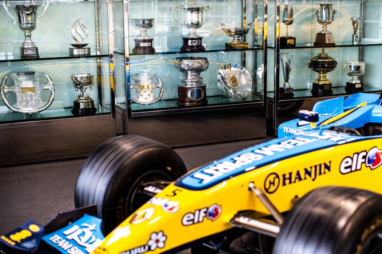 Renault Sport F1 – Enstone Renault Sport Formula One Team