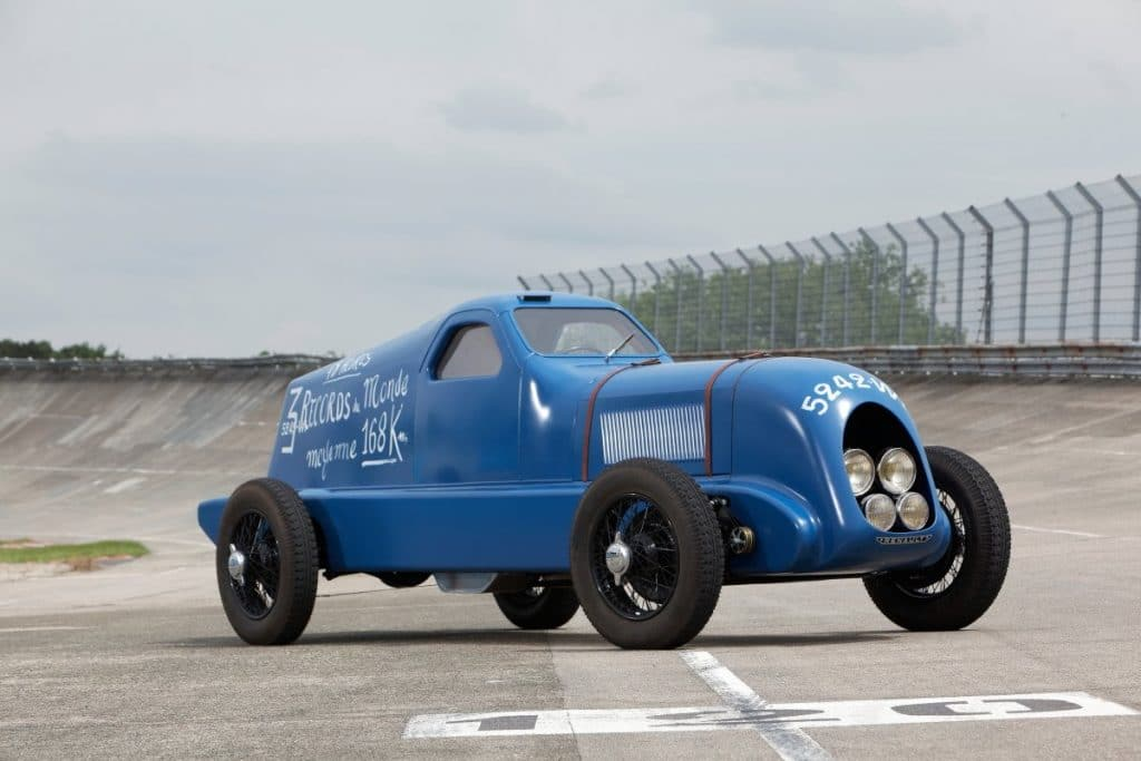 Renault Nervasport Record