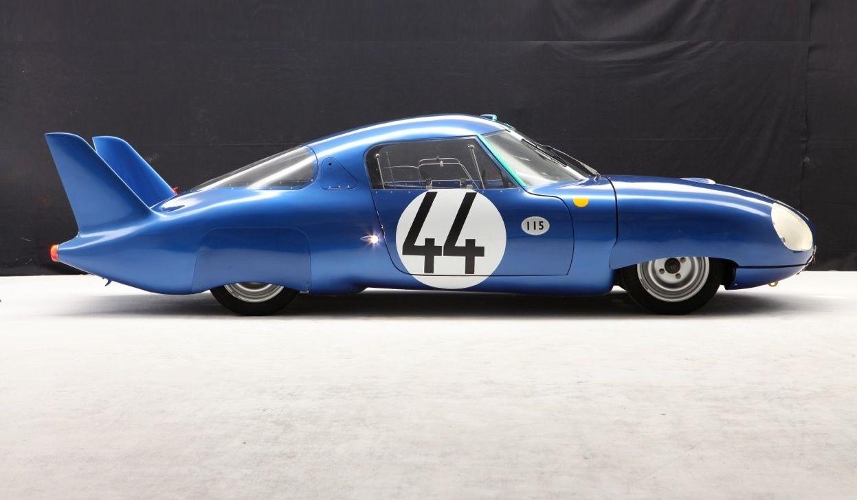 Panhard DB type Le Mans 1954