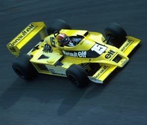 F1 Renault RS 01