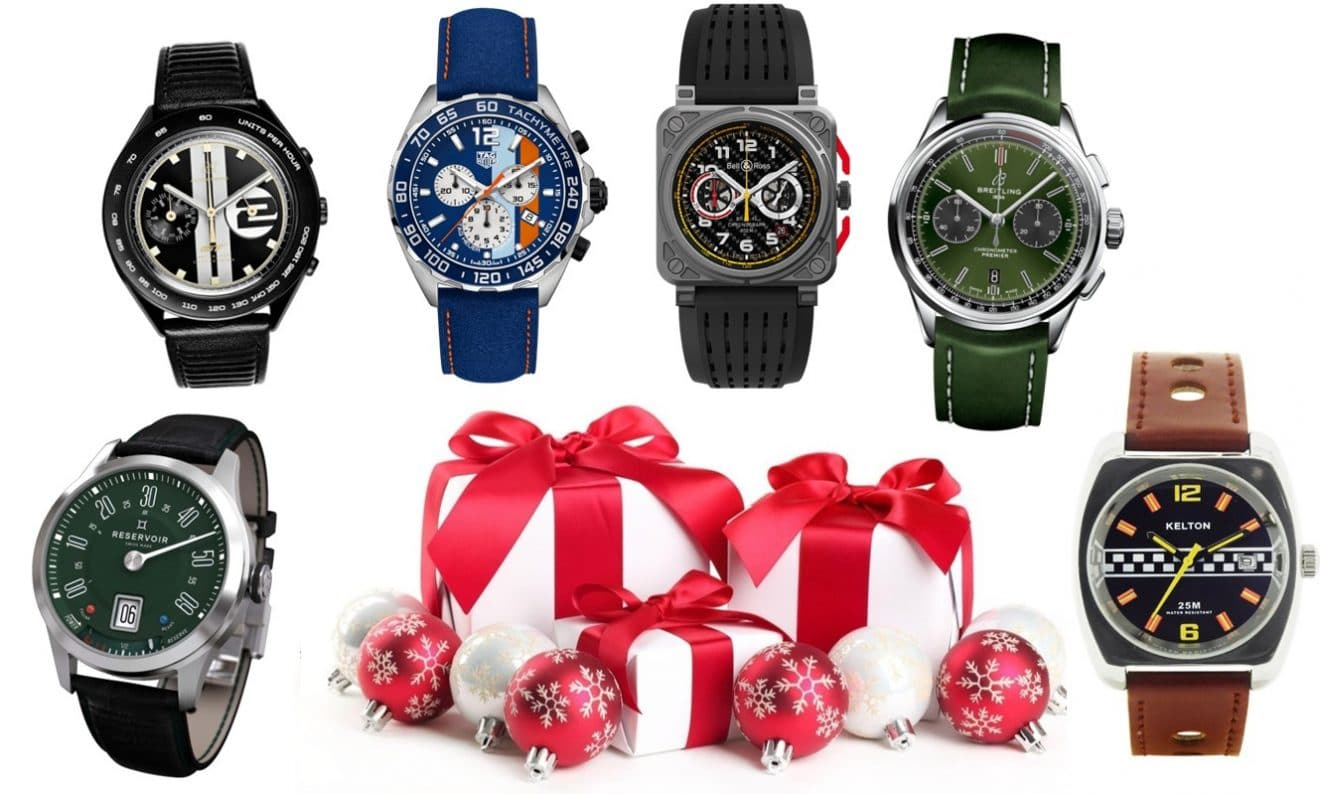 Automotivpress noel 2018 montres