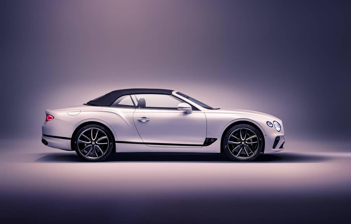 Bentley Continental GT Convertible 2018