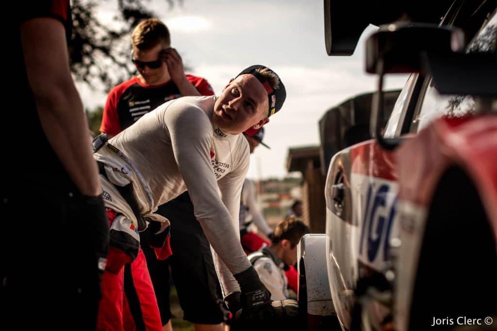 Toyota Yaris WRC - Tour de Corse 2018 - Joris Clerc ©