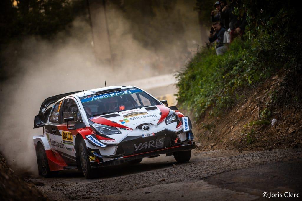 Toyota Yaris WRC - Rally RACC 2018 - Joris Clerc ©