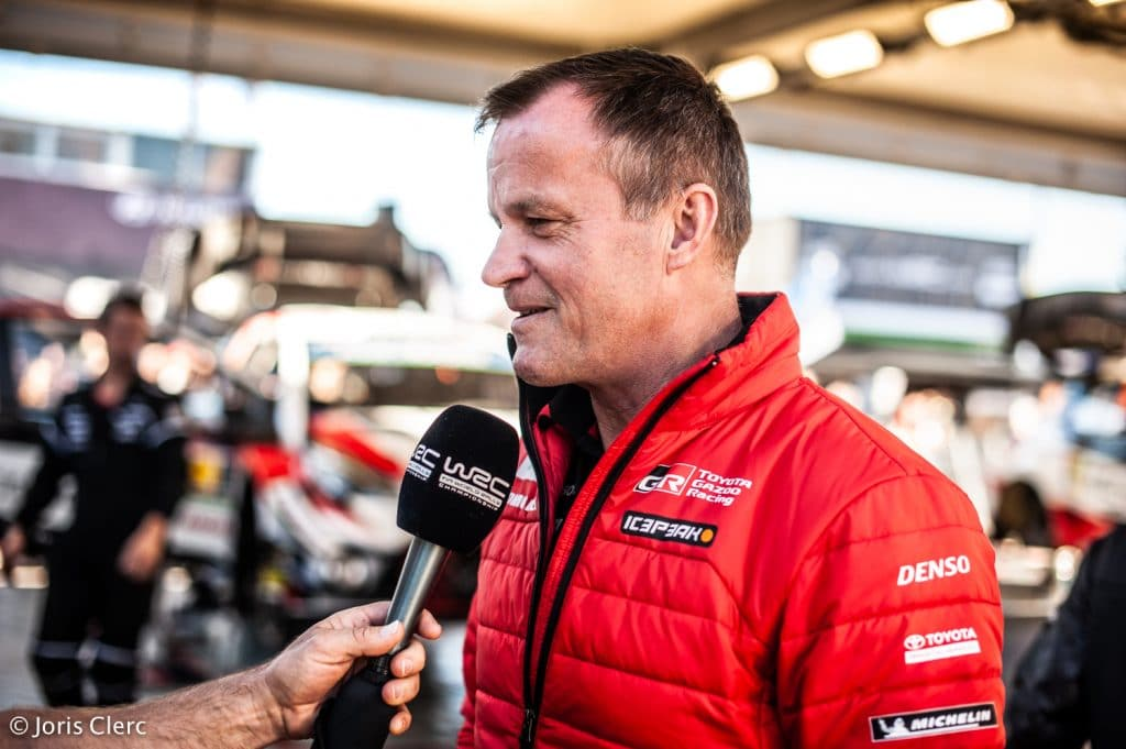 Tommi Mäkinen - Rally RACC 2018 - Joris Clerc ©