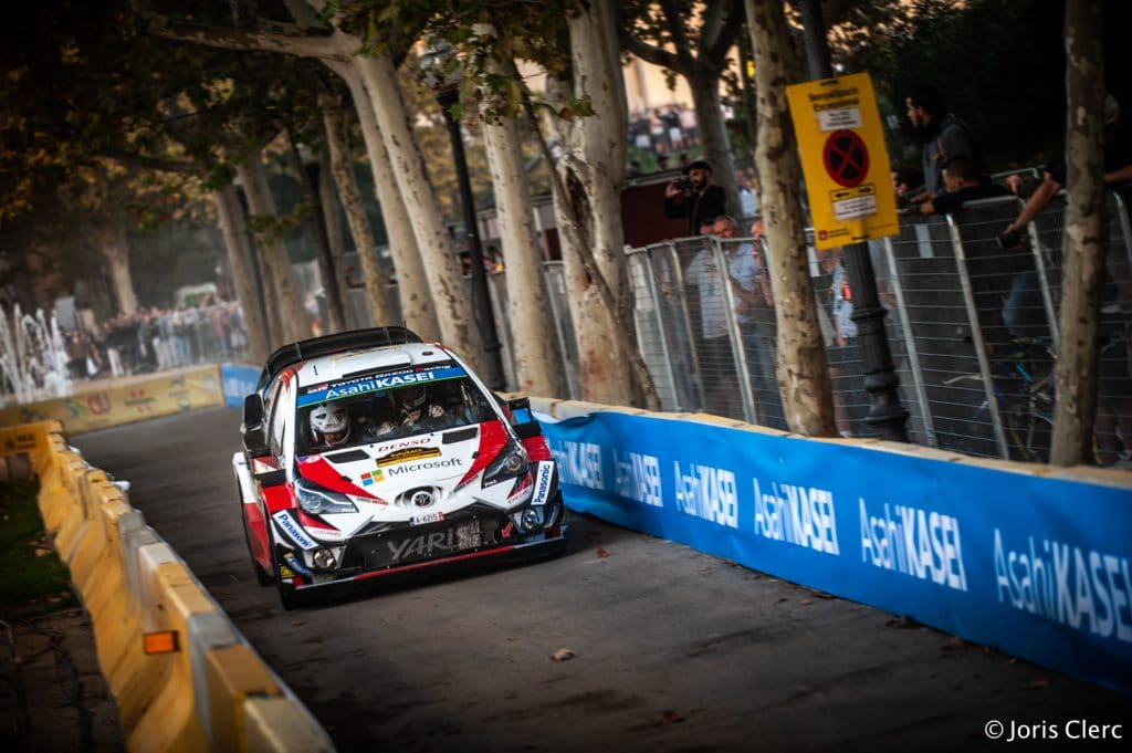 Toyota Yaris WRC - Rally RACC 2018 - Joris Clerc ©