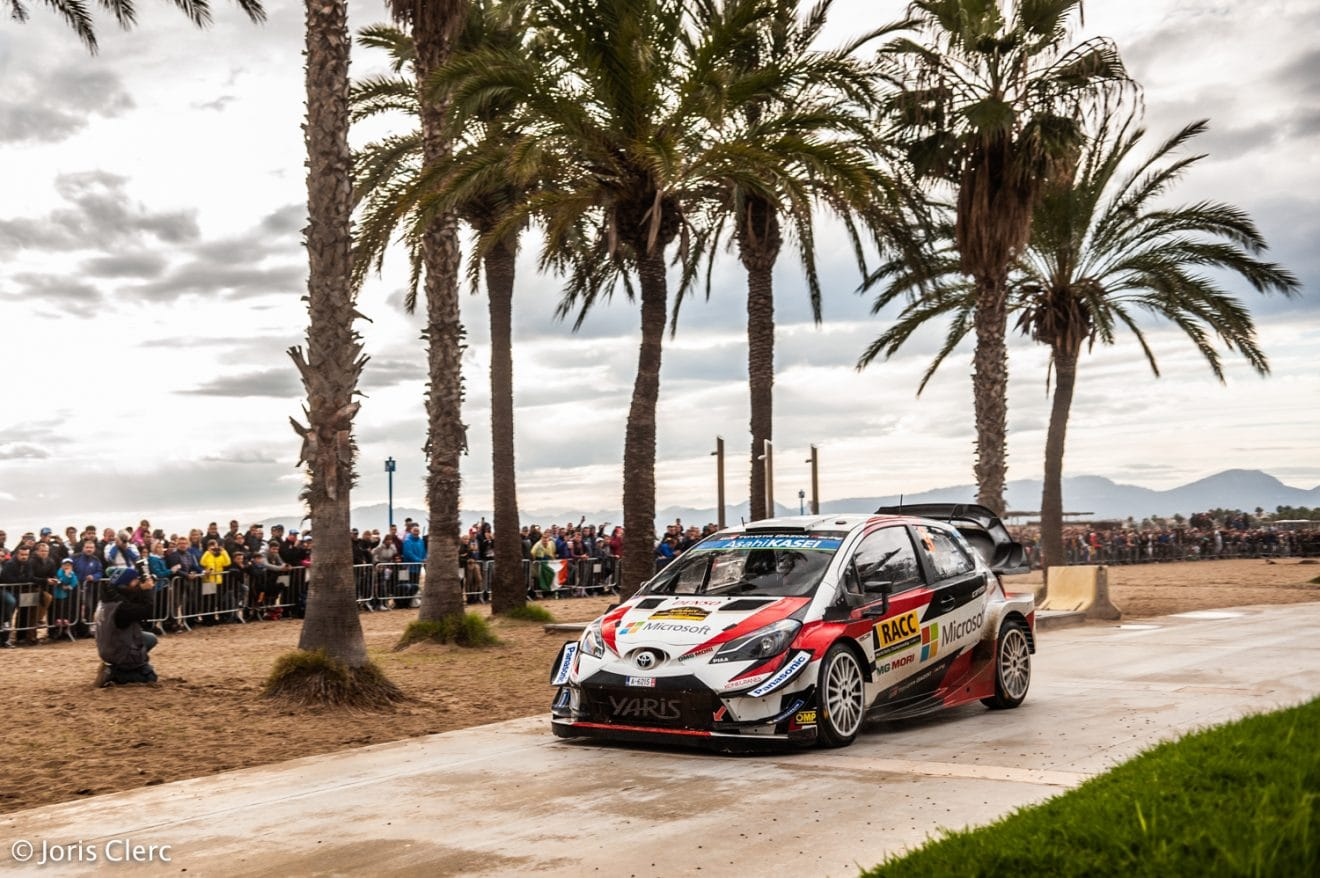 Toyota Yaris WRC – Rally RACC 2018 – Joris Clerc ©