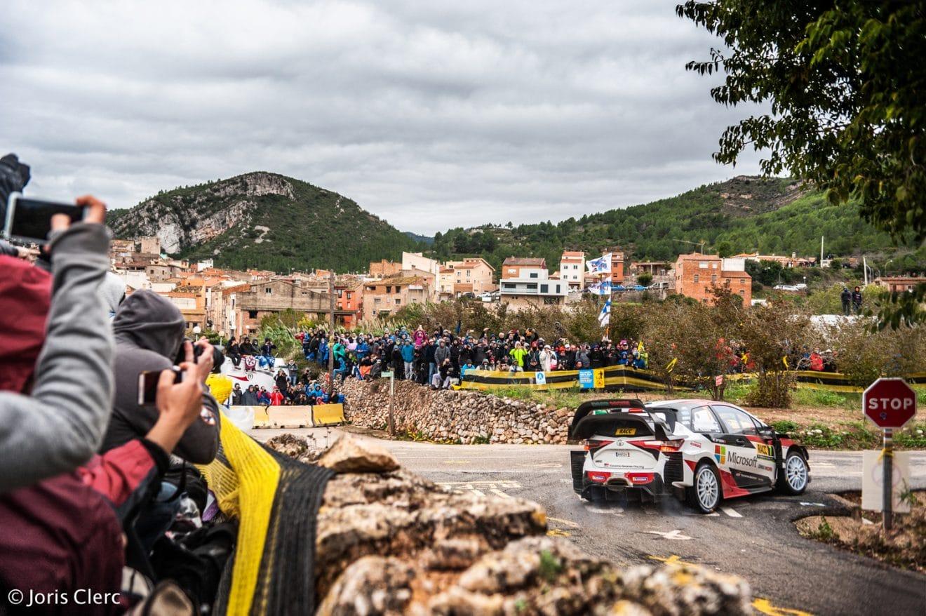 Toyota Yaris WRC – Rally RACC 2018 – Joris Clerc ©