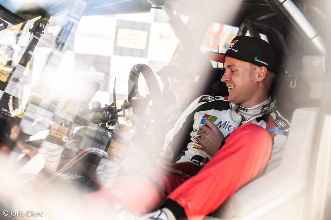 Esapekka Lappi – Rally RACC 2018 – Joris Clerc ©