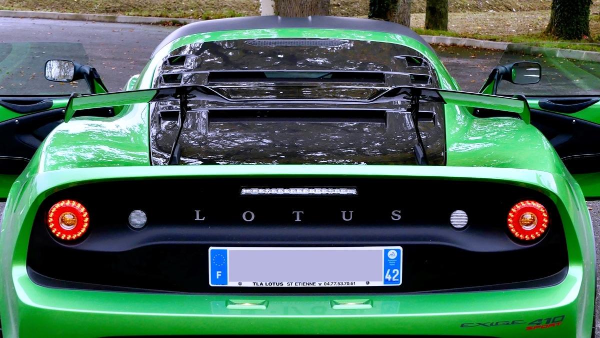 Essai Qui Sport Se Pistarde CoupéLa Exige Rêvait 410 Lotus uZkTwOiPX