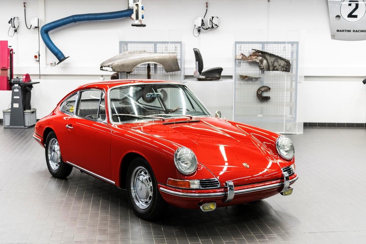 Porsche 901 n°57