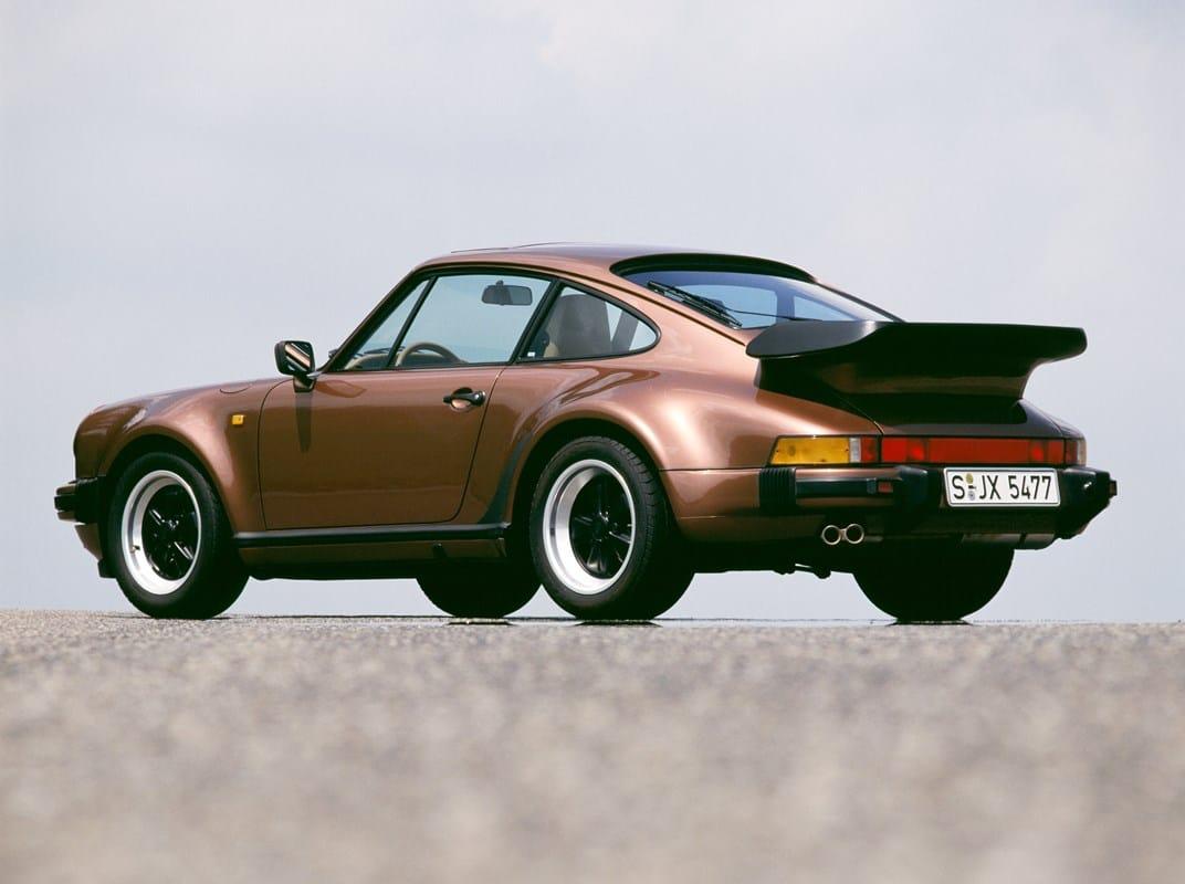 Porsche 911 Turbo 3.3L