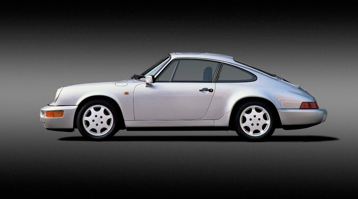 Porsche 911 Carrera 4, Type 964 (1988)