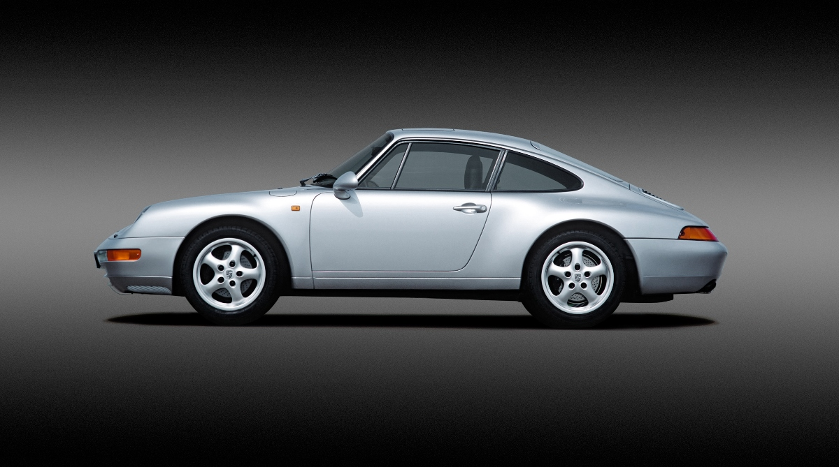 Porsche 911 Carrera Coupé, Type 993, 3,6 Liter (1994)