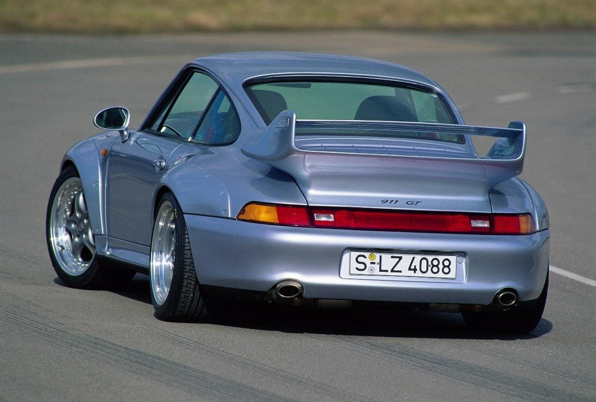 Porsche 911 GT2 type 993