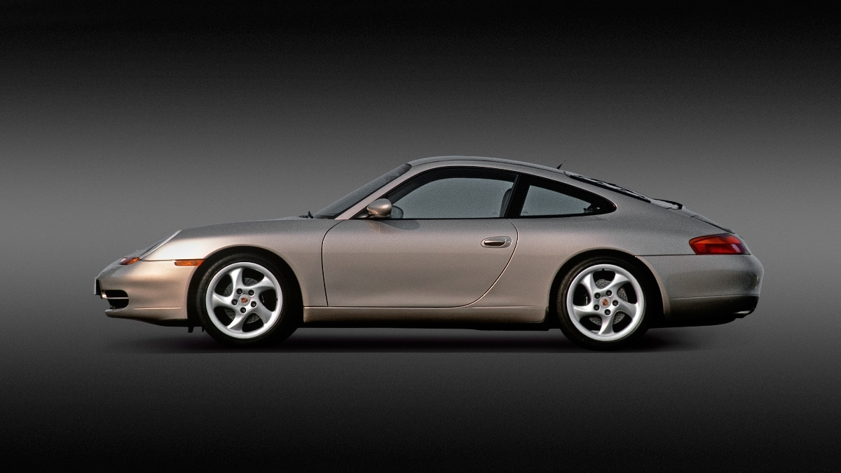 Porsche 911 Carrera Coupé, Type 996, 3,4 Liter (1988)