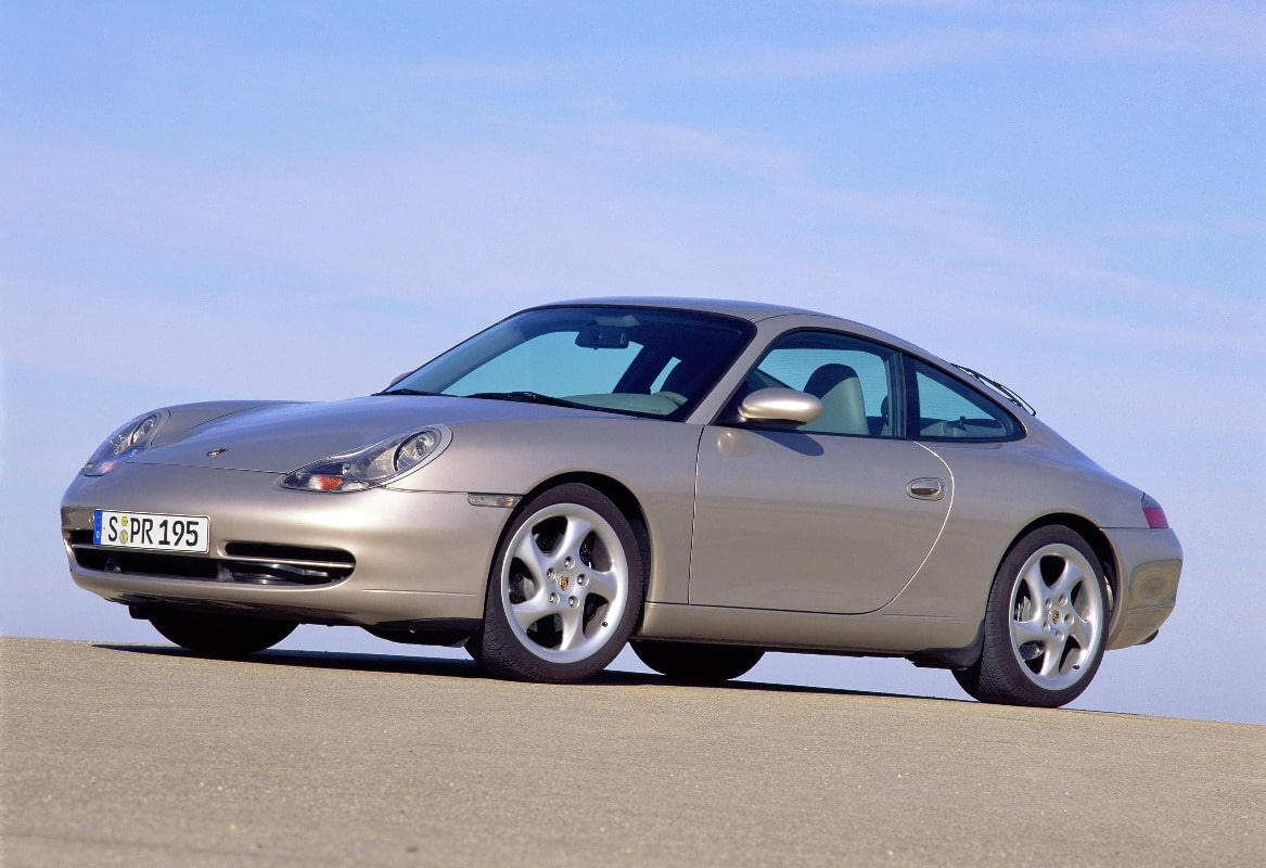 Porsche 911 Carrera Coupé, Type 996, 3,4 Liter (2001)