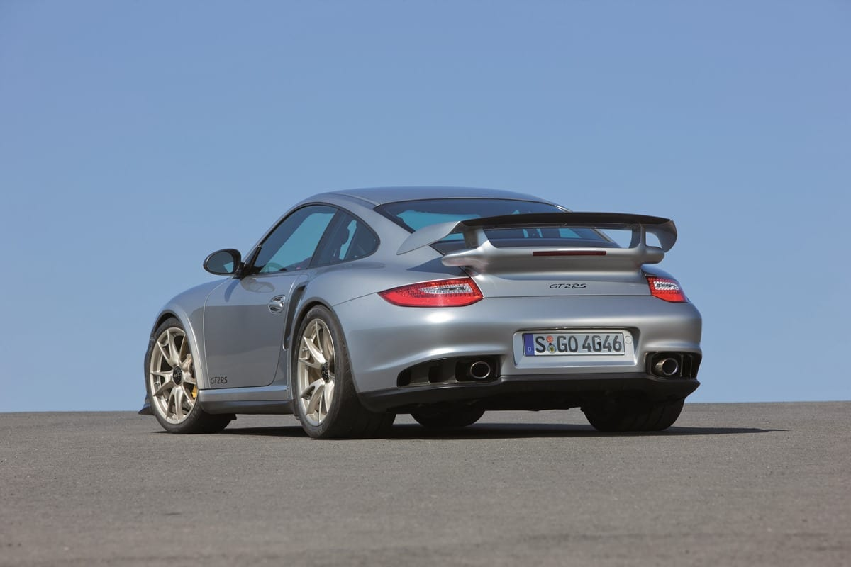 Porsche 911 GT2 RS (type 997)
