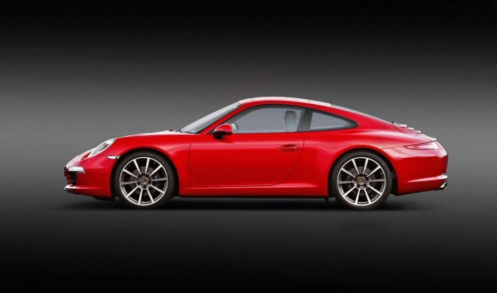 2012, 911 Carrera Coupé, Typ 991, 3,4 Liter, Generationen