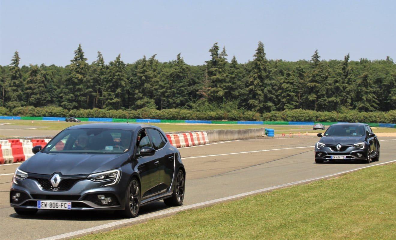 Megane RS 2018
