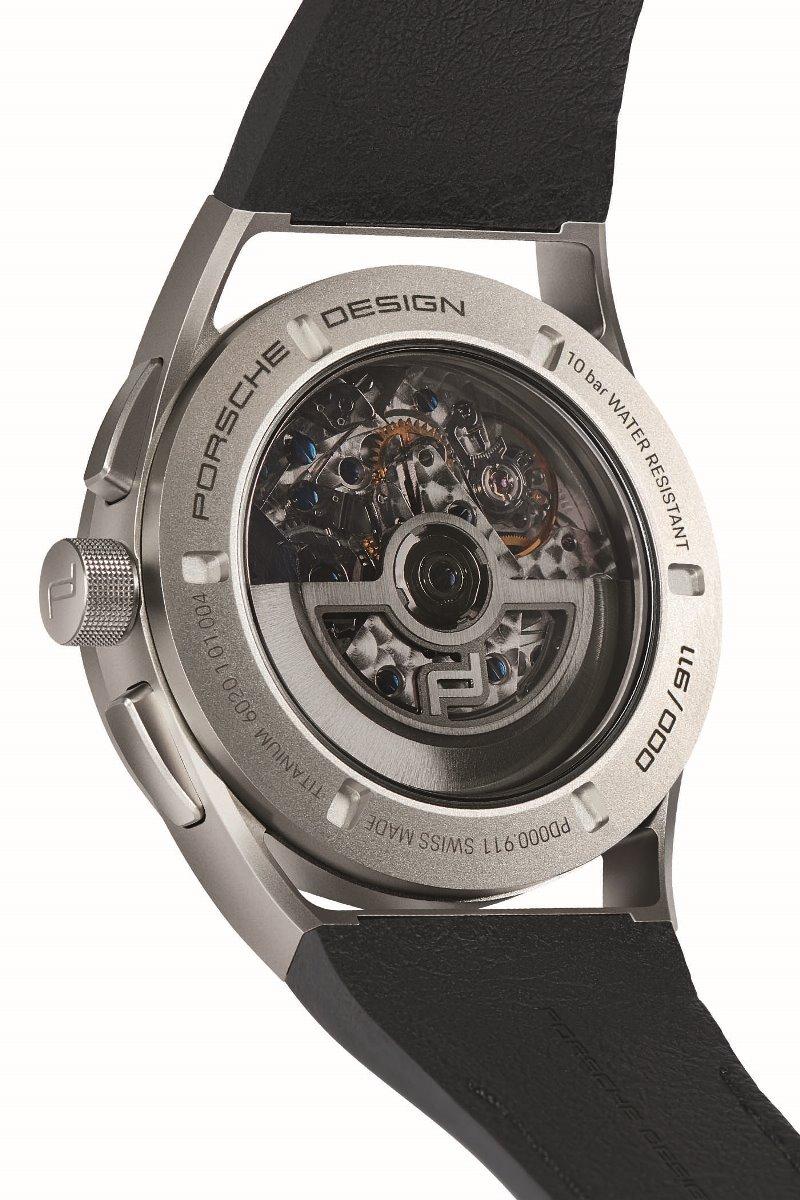 Porsche Design 911 Chronograph Timeless Machine Limited Edition (992)