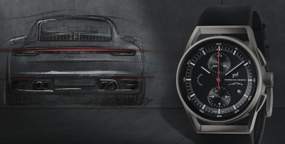 )Porsche Design 911 Chronograph Timeless Machine Limited Edition (992)