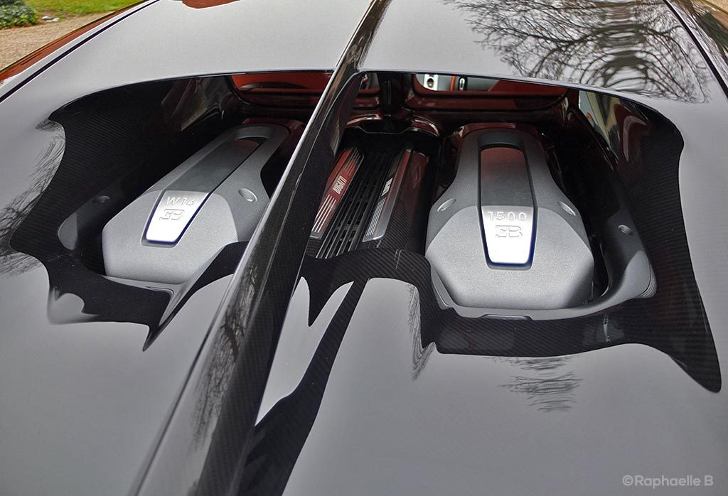 Bugatti Chiron (siège Bugatti Molsheim)